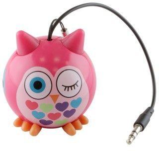 Kitsound Owl - Portabel högtalare