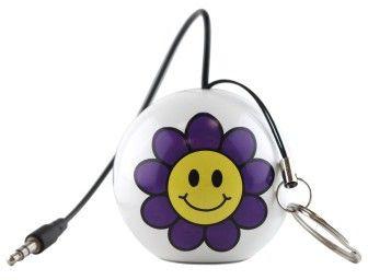 Kitsound Flower - Portabel högtalare