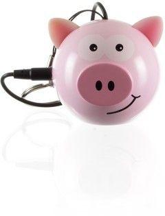 Kitsound Piggy - Portabel högtalare