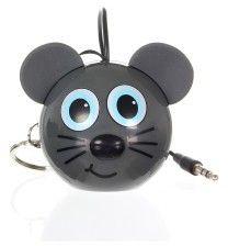 Kitsound Mouse - Portabel högtalare