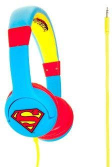 DC Comics Barnhörlurar Stålmannen