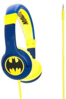 Barnhörlurar Batman Logo