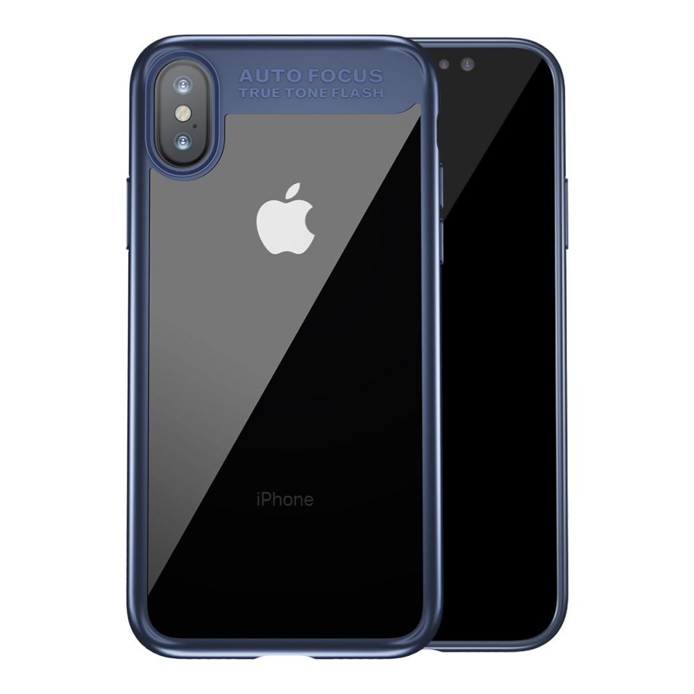 Baseus Suthin Case (iPhone X/Xs) - Röd