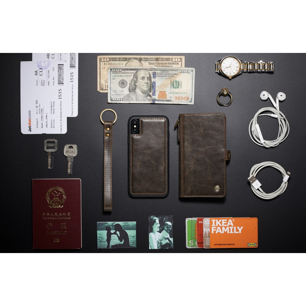 CaseMe Magnetic Wallet (iPhone X/Xs)
