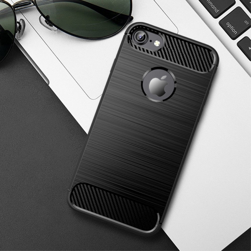 iPaky Brushed TPU Cover (iPhone 8/7)