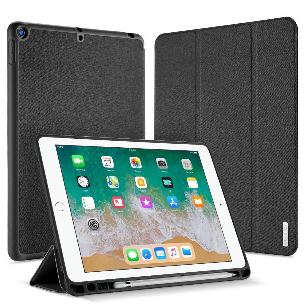 Dux Ducis Domo Case (iPad 9,7) - Grå