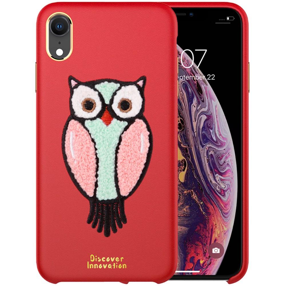 Nillkin Plush Case - Adorkable Owl (iPhone Xr)