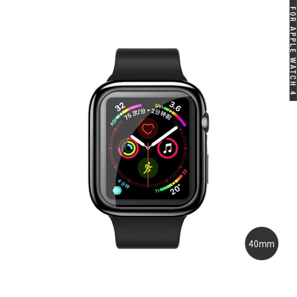 Usams Wrapped TPU Case (Apple Watch 40 mm) - Röd
