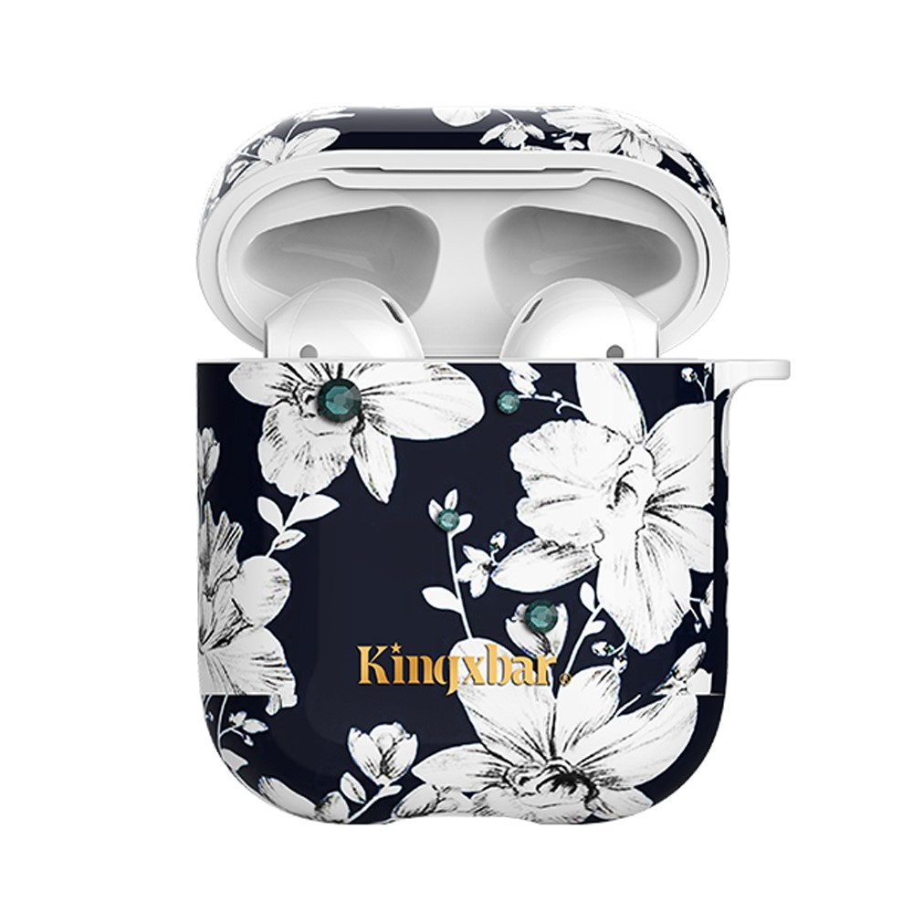 Kingxbar Apple AirPods Case - Lily