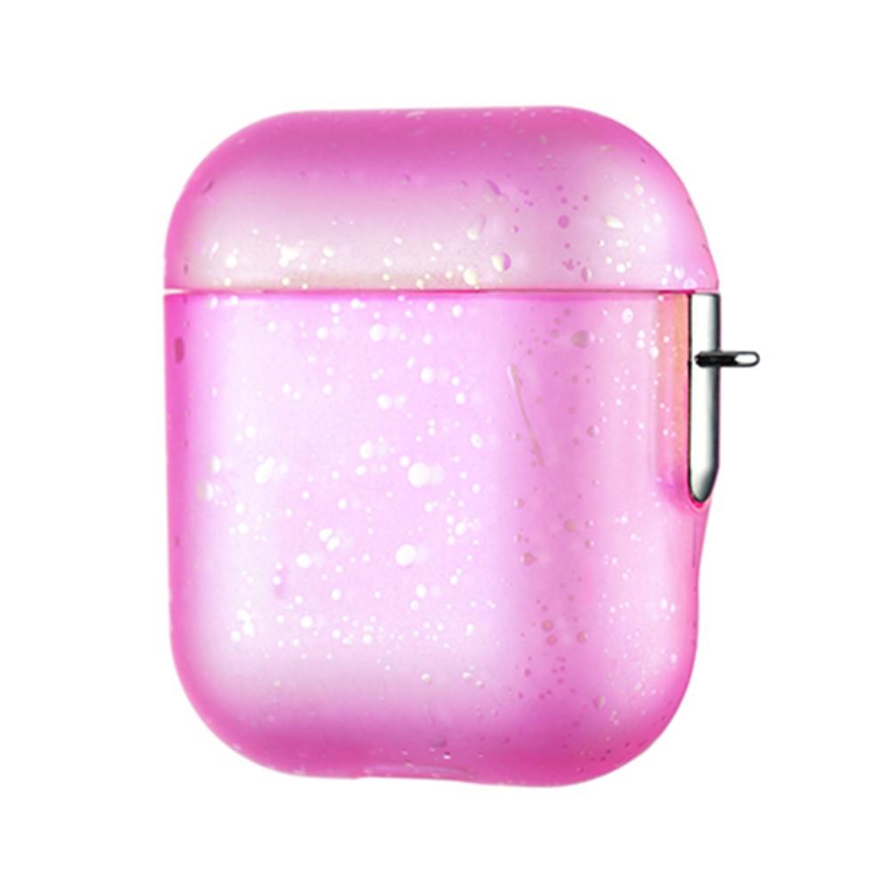 Kingxbar Apple AirPods Case - Nebula - Vit
