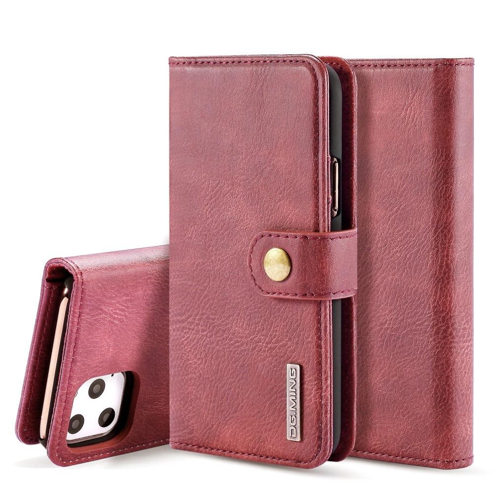 DG Ming Magnetic Wallet (iPhone 11 Pro Max) - Ljusbrun