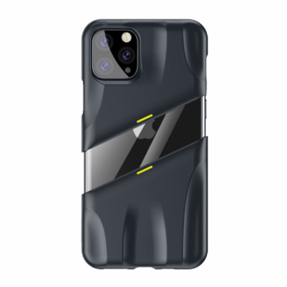 Baseus Airflow Cooling Game Case (iPhone 11 Pro Max) - Grå