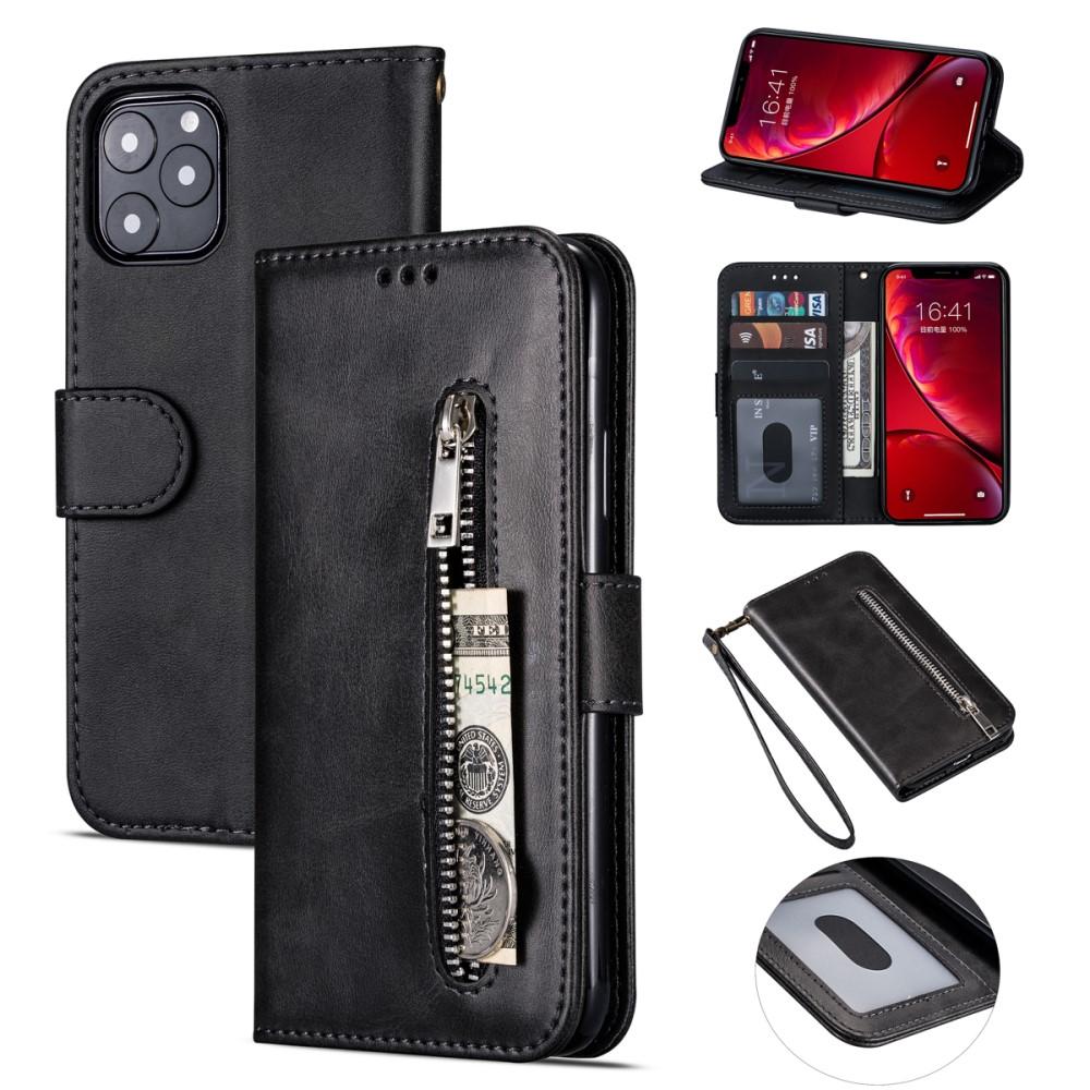 Trolsk Zipper Wallet (iPhone 11 Pro Max) - Blå