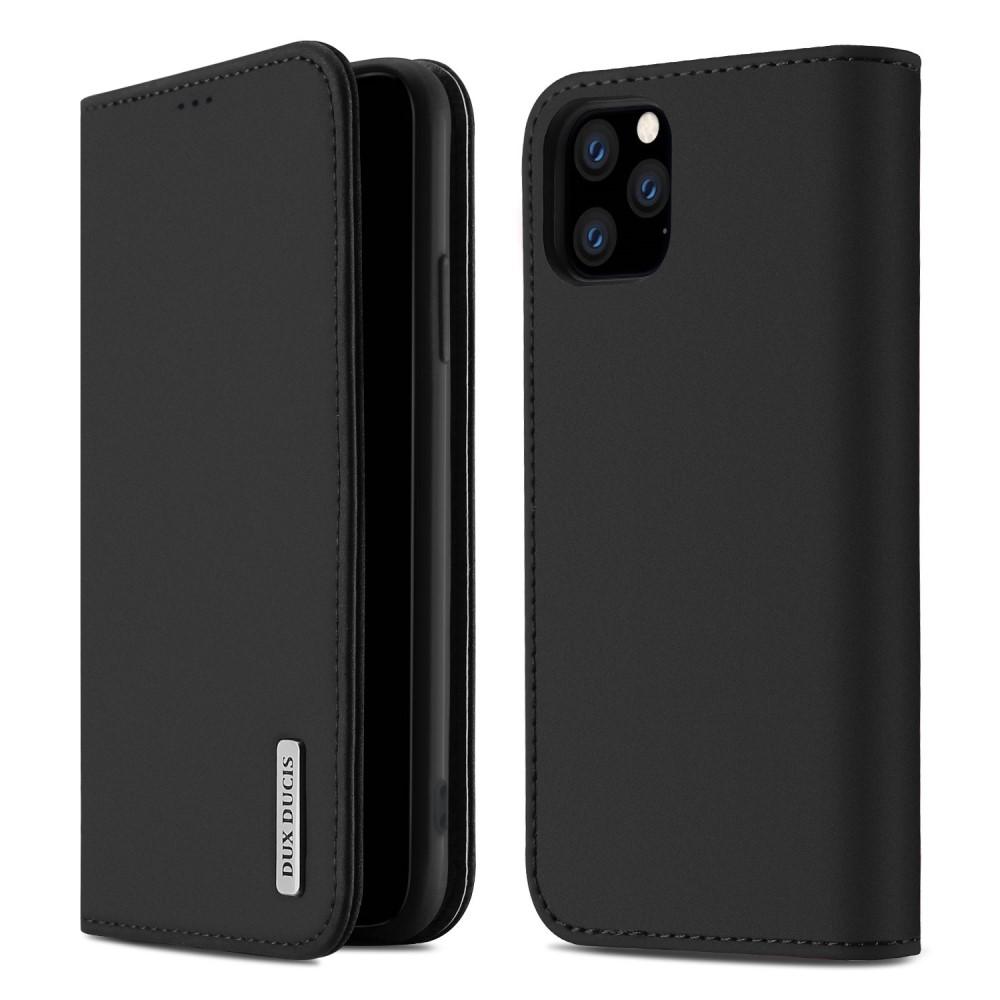 Dux Ducis Wish Wallet (iPhone 11 Pro) - Blå