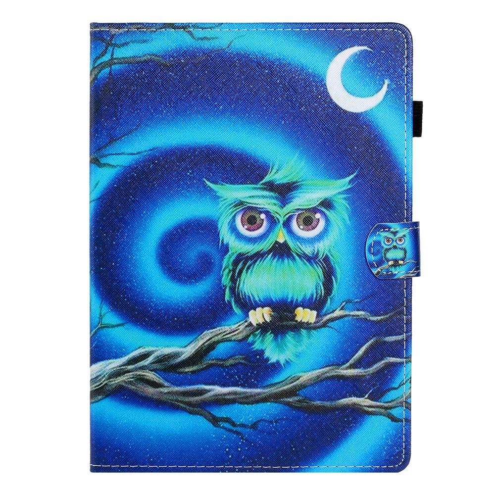 Trolsk Owl with Moon Cover (iPad 10,2)