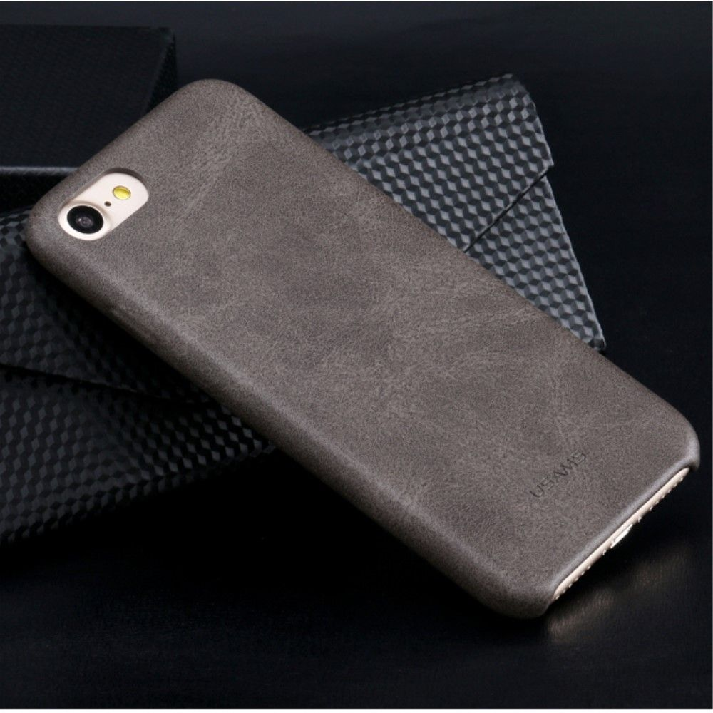 Usams PU Leather Shield Cover (iPhone 7)