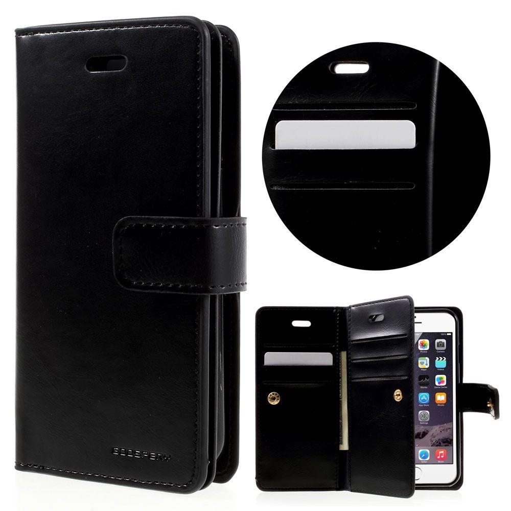 Mercury Mansoor Wallet (iPhone 7) – Svart