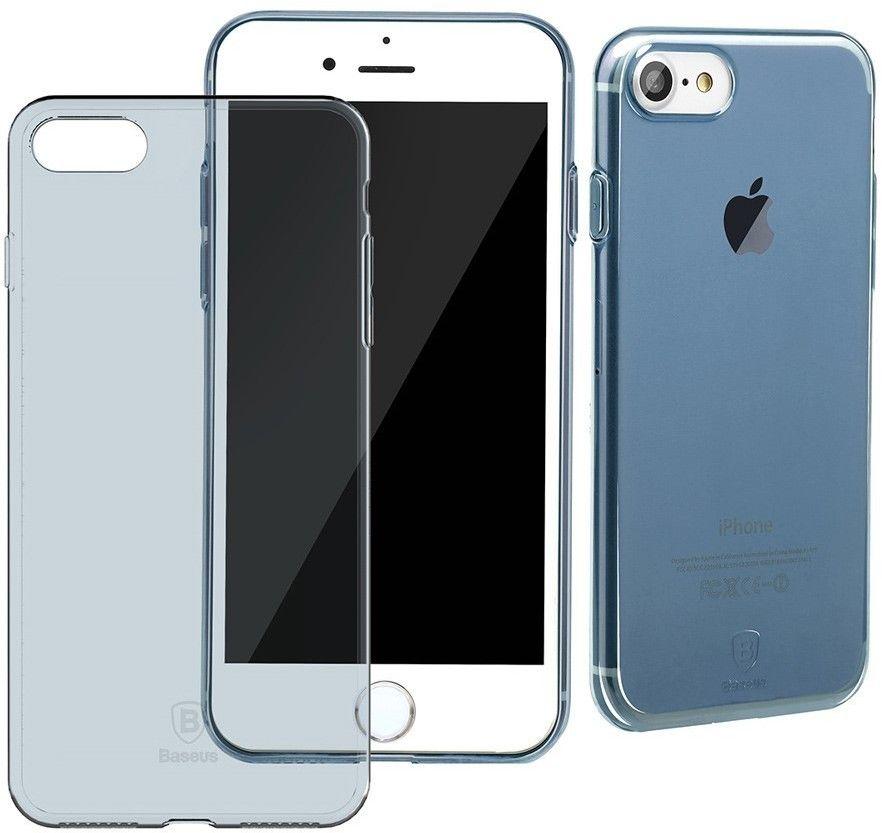 Baseus Simple Clear (iPhone SE2/8/7) - Transparent