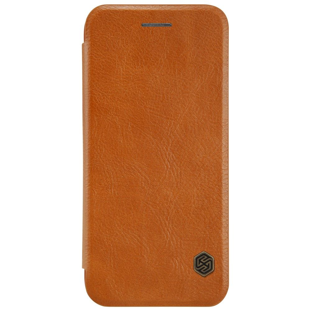 Nillkin Qin Flip Case (iPhone 7) – Röd