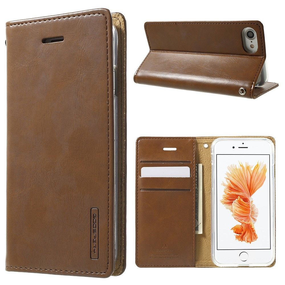 Mercury Wallet Case (iPhone 7) – Guld