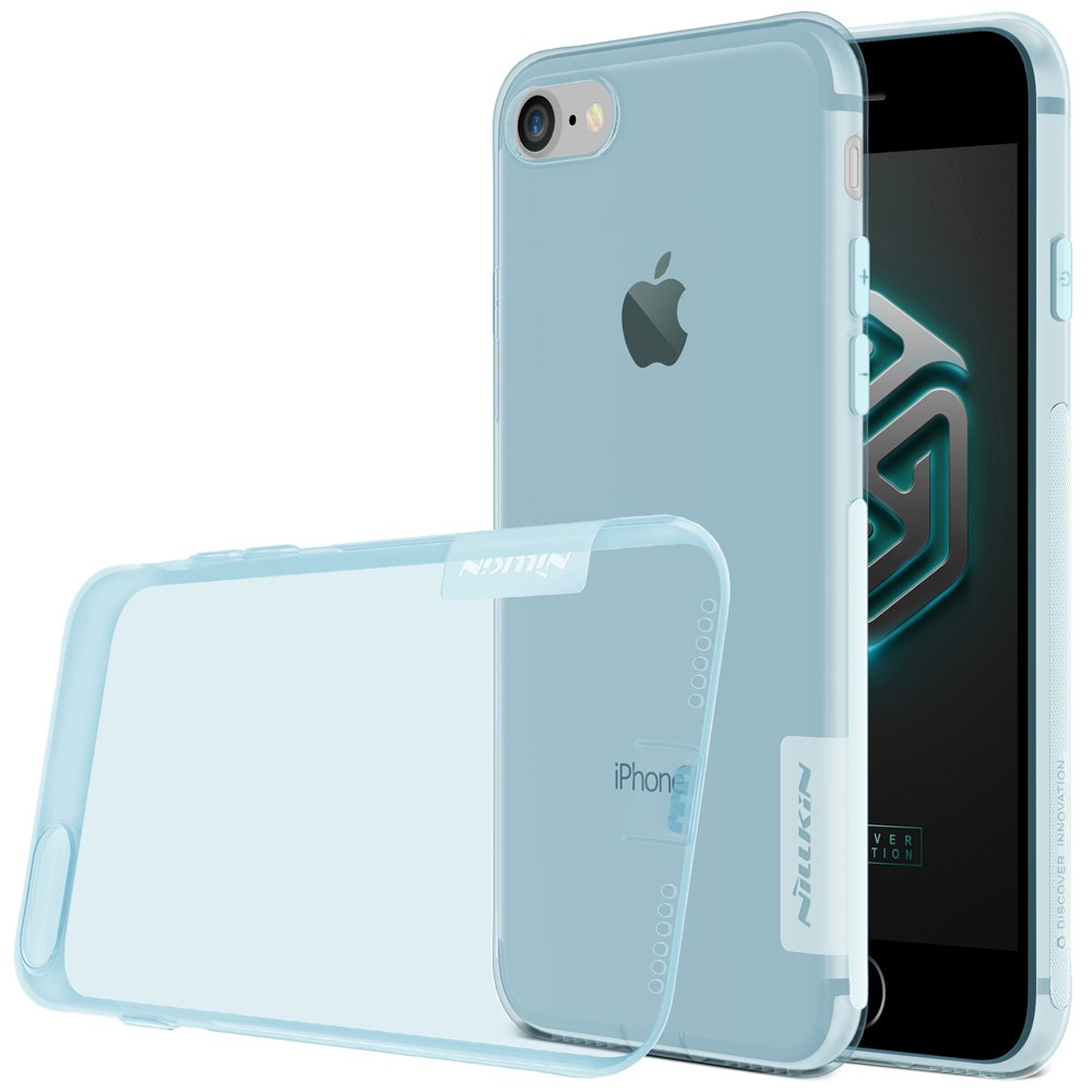 Nillkin Nature Case (iPhone SE2/8/7) - Brun