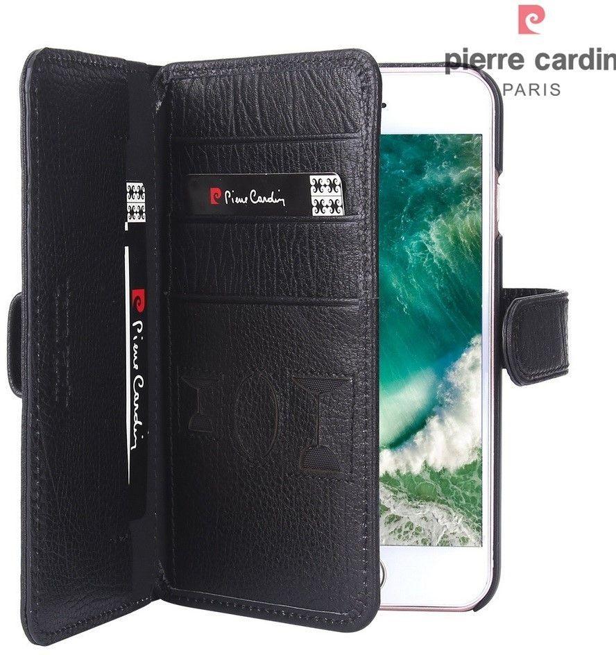 Pierre Cardin Leather Wallet (iPhone SE2/8/7)