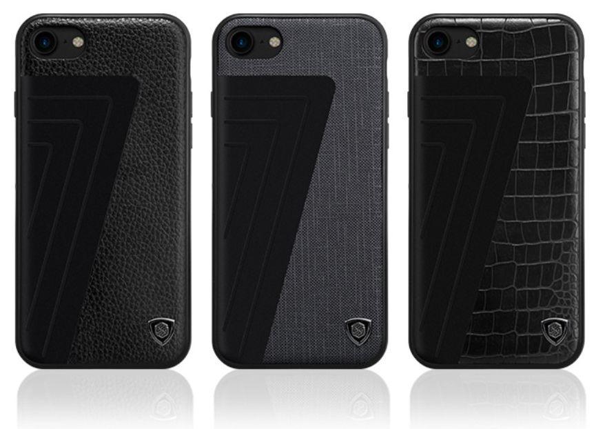 Nillkin Hybrid Skin (iPhone 7) – Vit