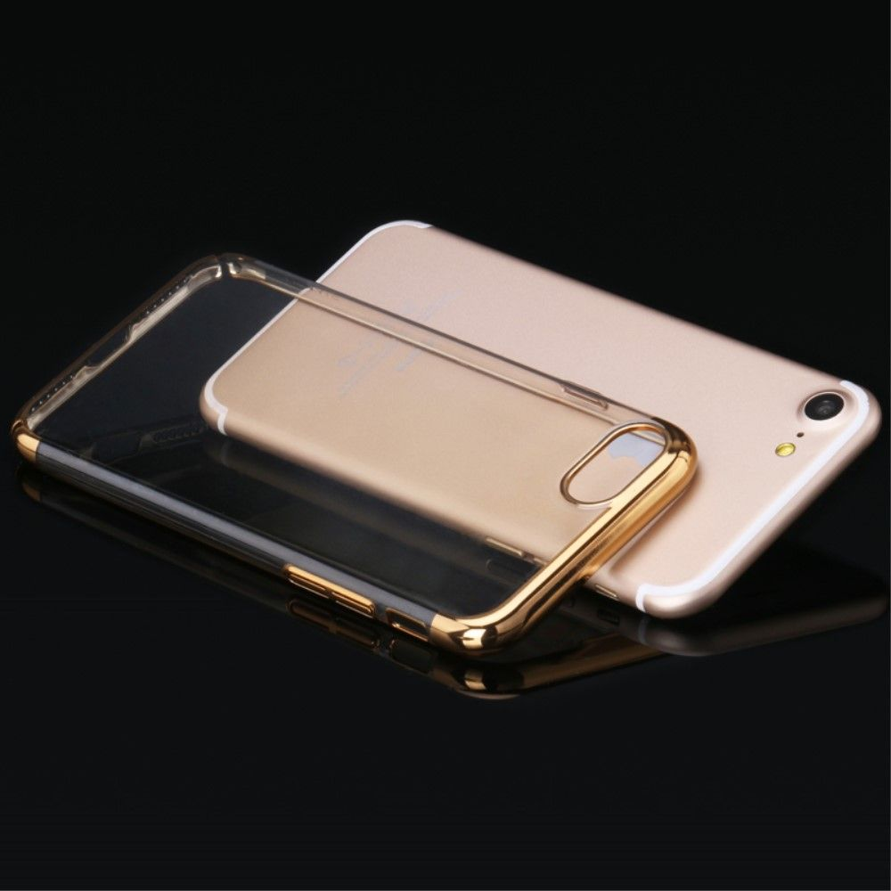 Usams Kingsir Series Plated Hard Clear Cover (iPhone 7)