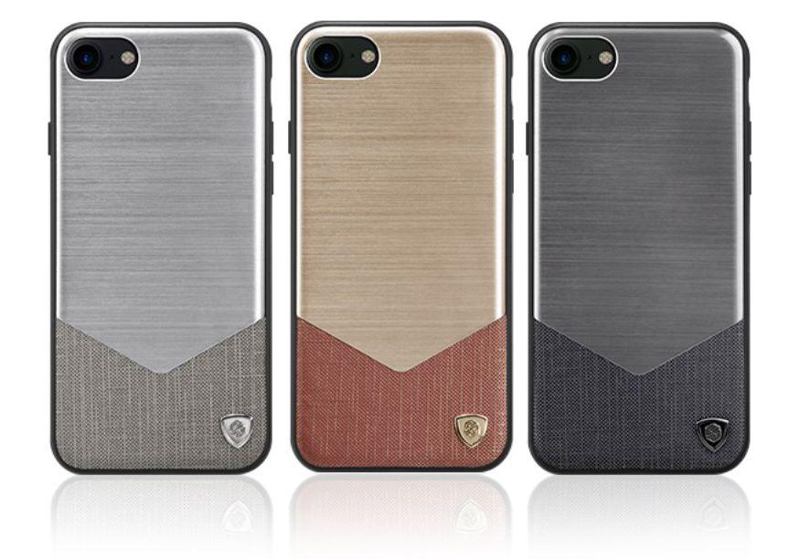Nillkin Lensen Case (iPhone 7) – Svart