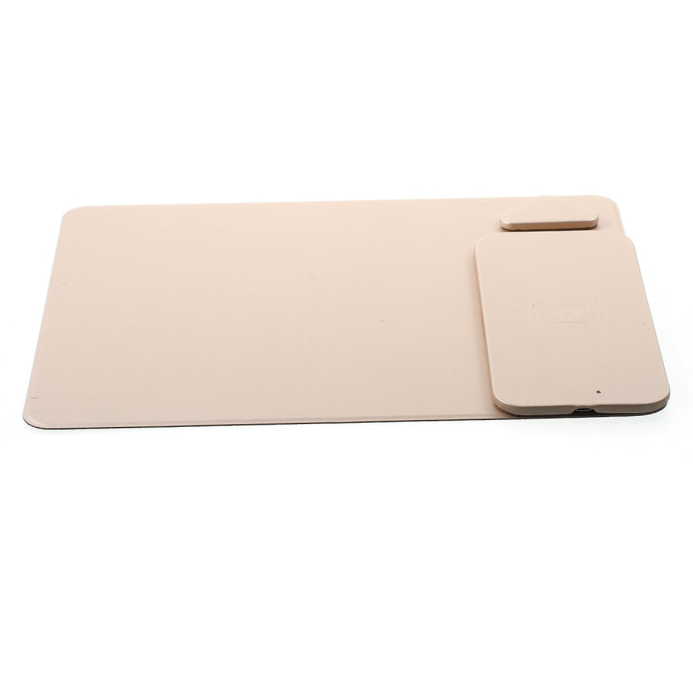 Wuw Detachable Qi Charger Stand & Mouse Pad