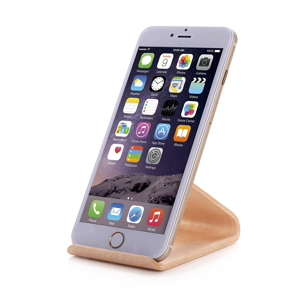 Samdi Wooden Phone Stand (iPhone)