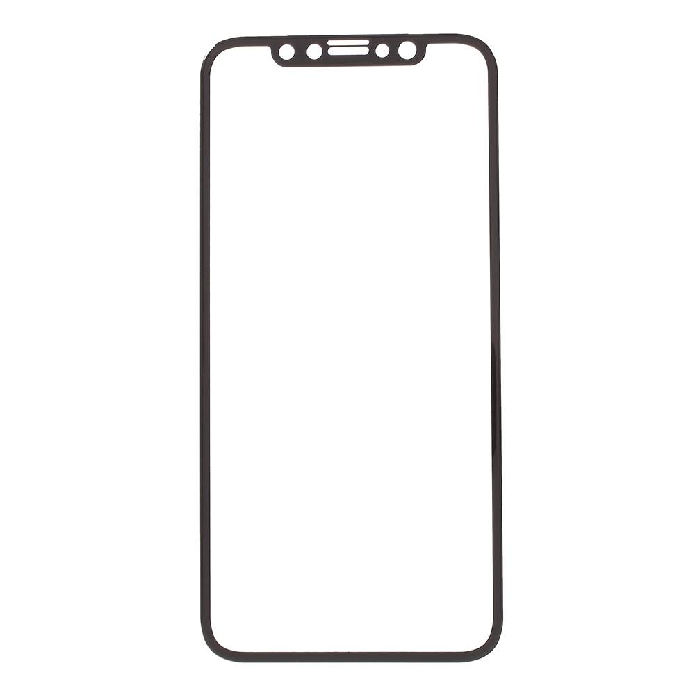 Amorus Tempered Glass Full Coverage (iPhone 11 Pro/X/Xs) - Svart