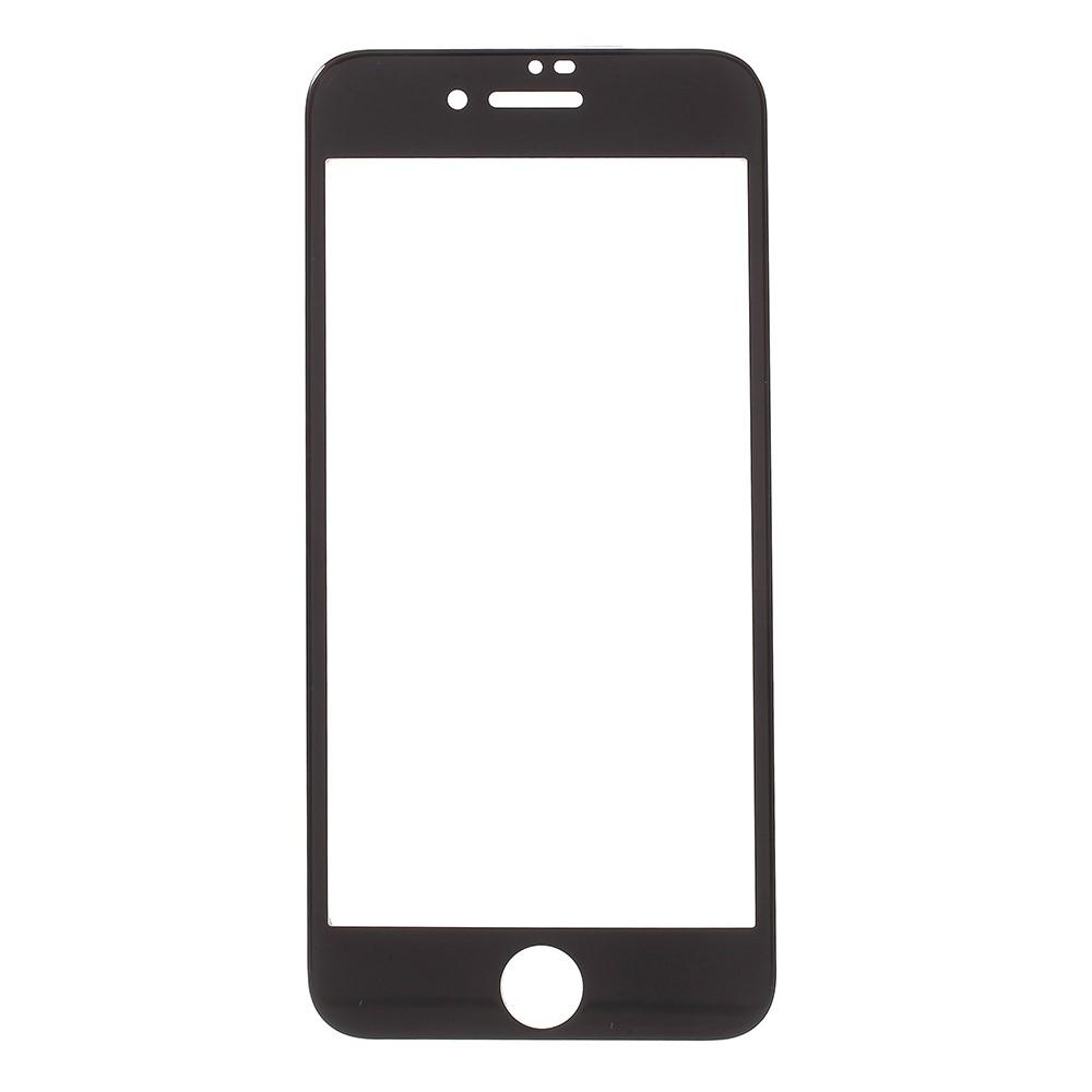 Amorus Glass Full Coverage (iPhone 8) - Svart