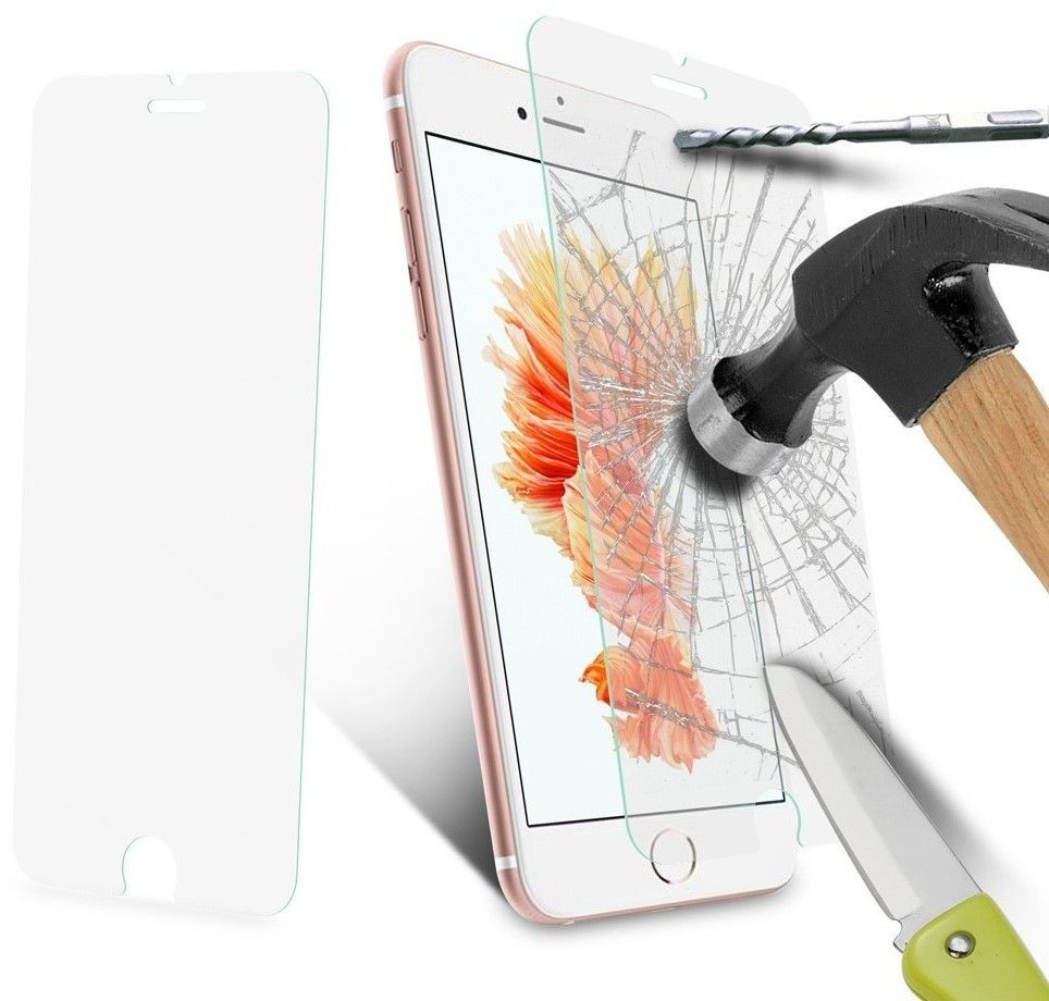 Tempered Glass Protector (iPhone 7)