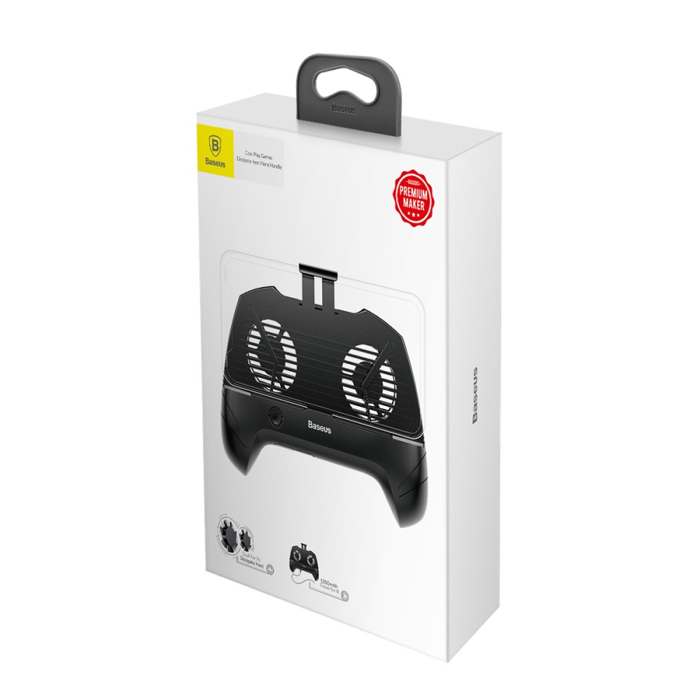 Baseus Game Holder with Cooling Fan 2100 mAh (iPhone)