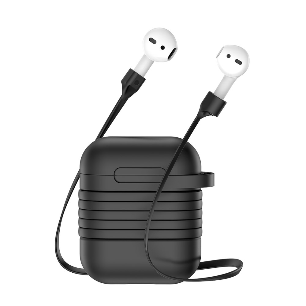 Baseus Case + Headphone Strap for AirPods