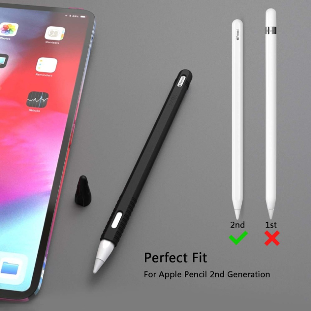 Trolsk Silicone Sleeve (Apple Pencil 2:a gen)