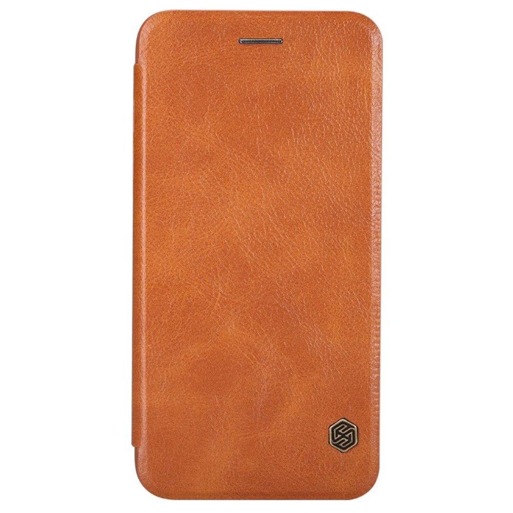Nillkin Qin Flip Case (iPhone 6(S) Plus) - Brun