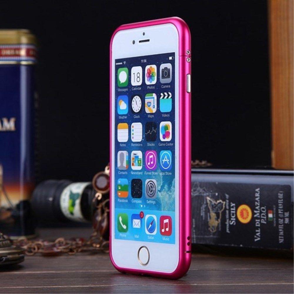 Luphie - Arc Edges (iPhone 6(S) Plus) - Rosa