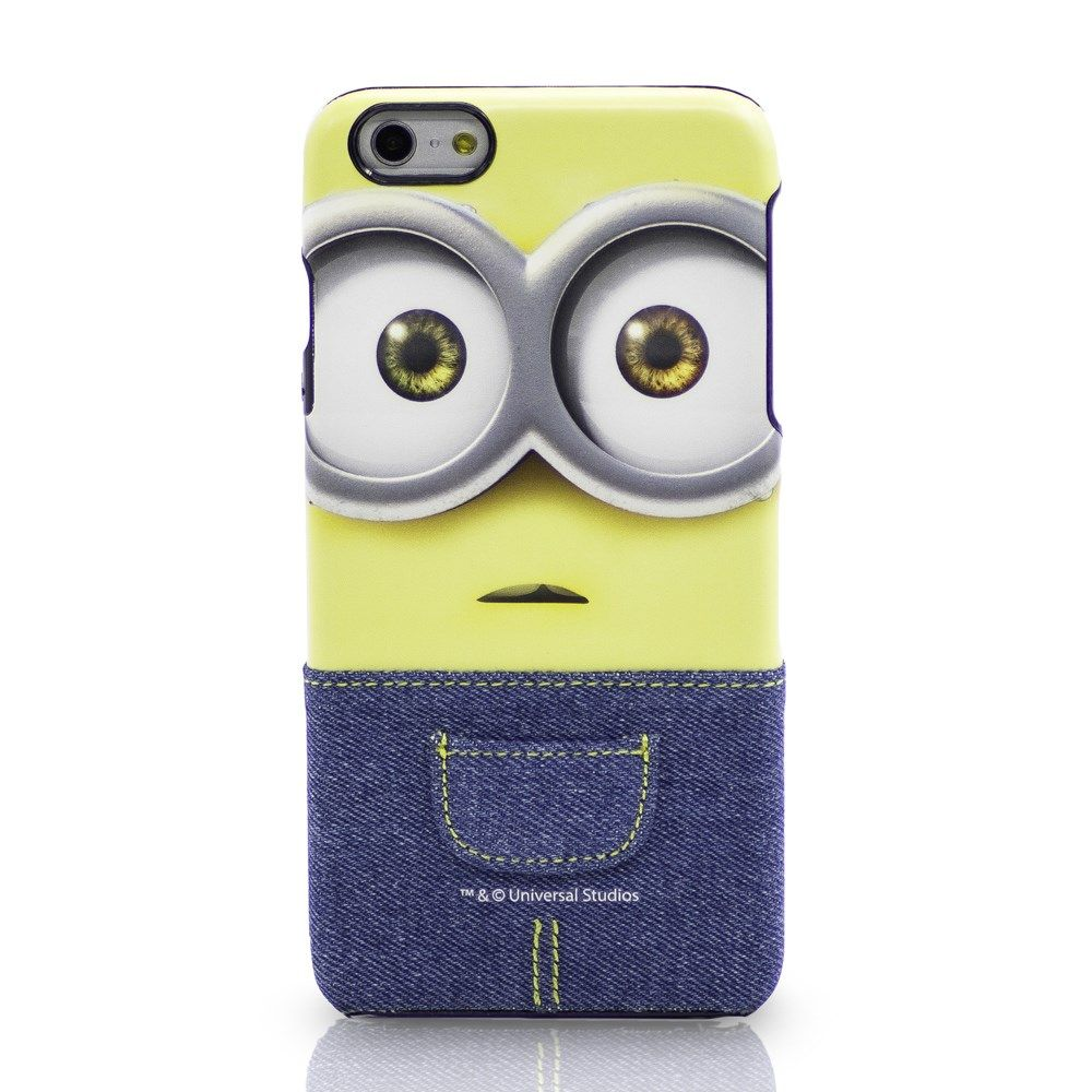 Kajsa Minions Back (iPhone 6(S) Plus)
