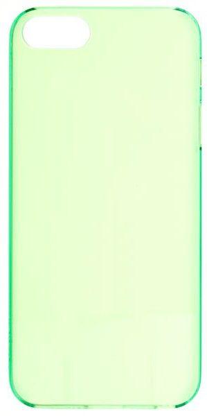 Xqisit iPlate UltraThin (iPhone 5/5S/SE) – Röd