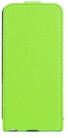 Xqisit FlipCover (iPhone 5/5S/SE) - Grön