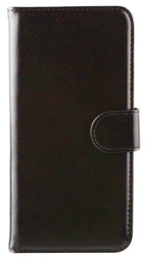Xqisit Eman Wallet Case (iPhone 6(S) Plus) - Brun