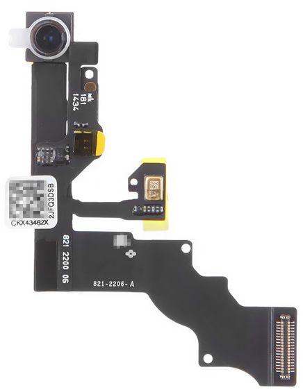 Frontkamera med Sensorflexkabel (iPhone 6 Plus)