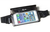 Celly Splash Belt (iPhone) - Svart