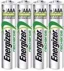 Energizer Rechargable AAA/LR03 4-pack