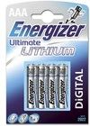 Energizer Ultimate Lithium AAA/LR03 4-pack