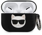 Karl Lagerfeld Choupette Silicone Case (AirPods Pro)