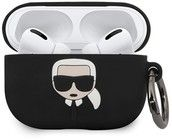 Karl Lagerfeld Iconic Silicone Case (AirPods Pro)