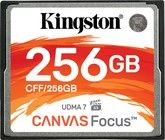 Kingston Canvas Focus CompactFlash Memory Card
